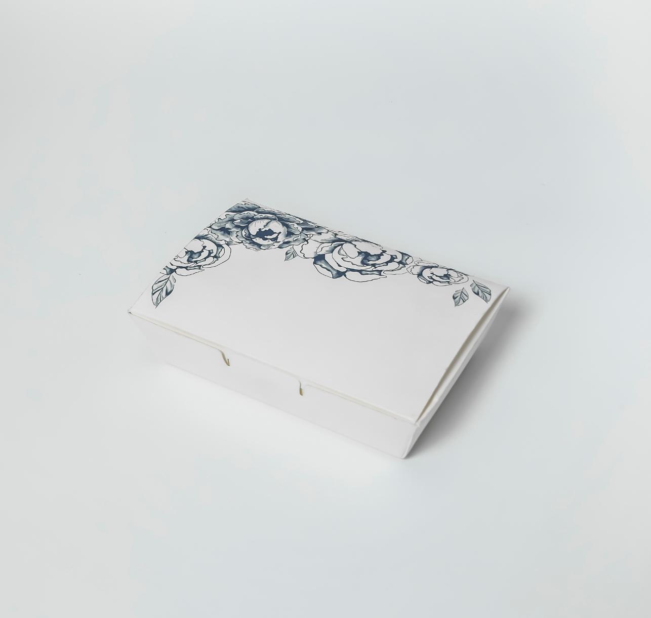 กล่องกระดาษ เบเกอรี่ 600ml