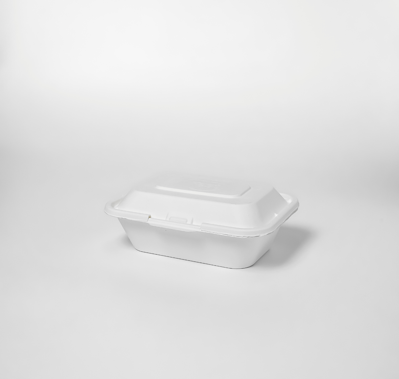 กล่องอาหารเยื่อธรรมชาติ 600ml