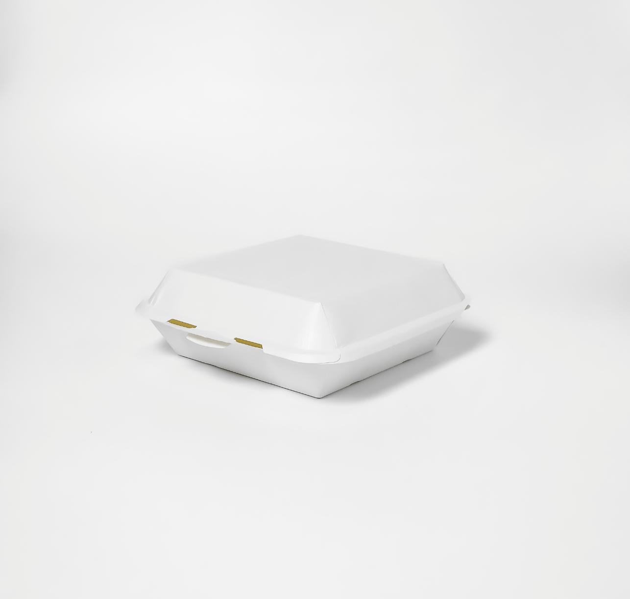 กล่องอาหารกระดาษ Eco 1300ml