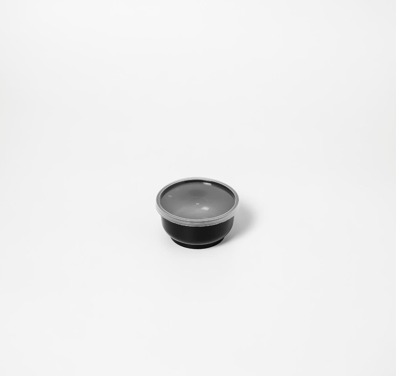 กล่องอาหารพลาสติกกลม premium 7oz