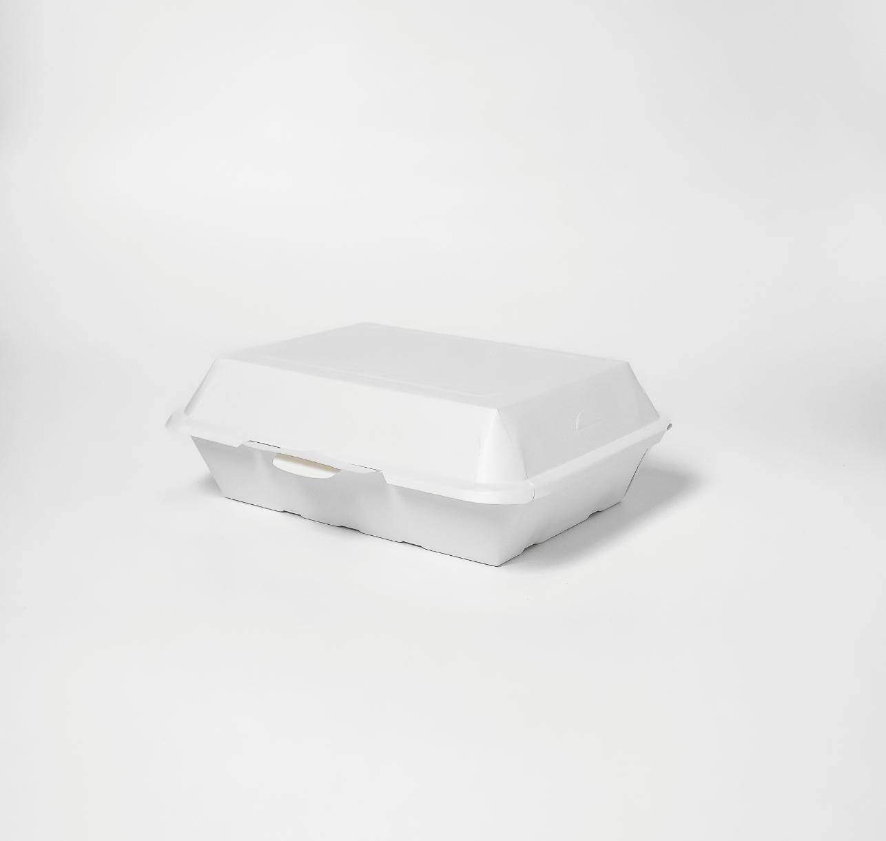 กล่องอาหารกระดาษ Eco 2000ml