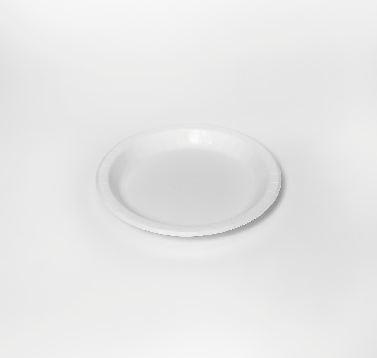 จานกระดาษ Eco  7 นิ้ว