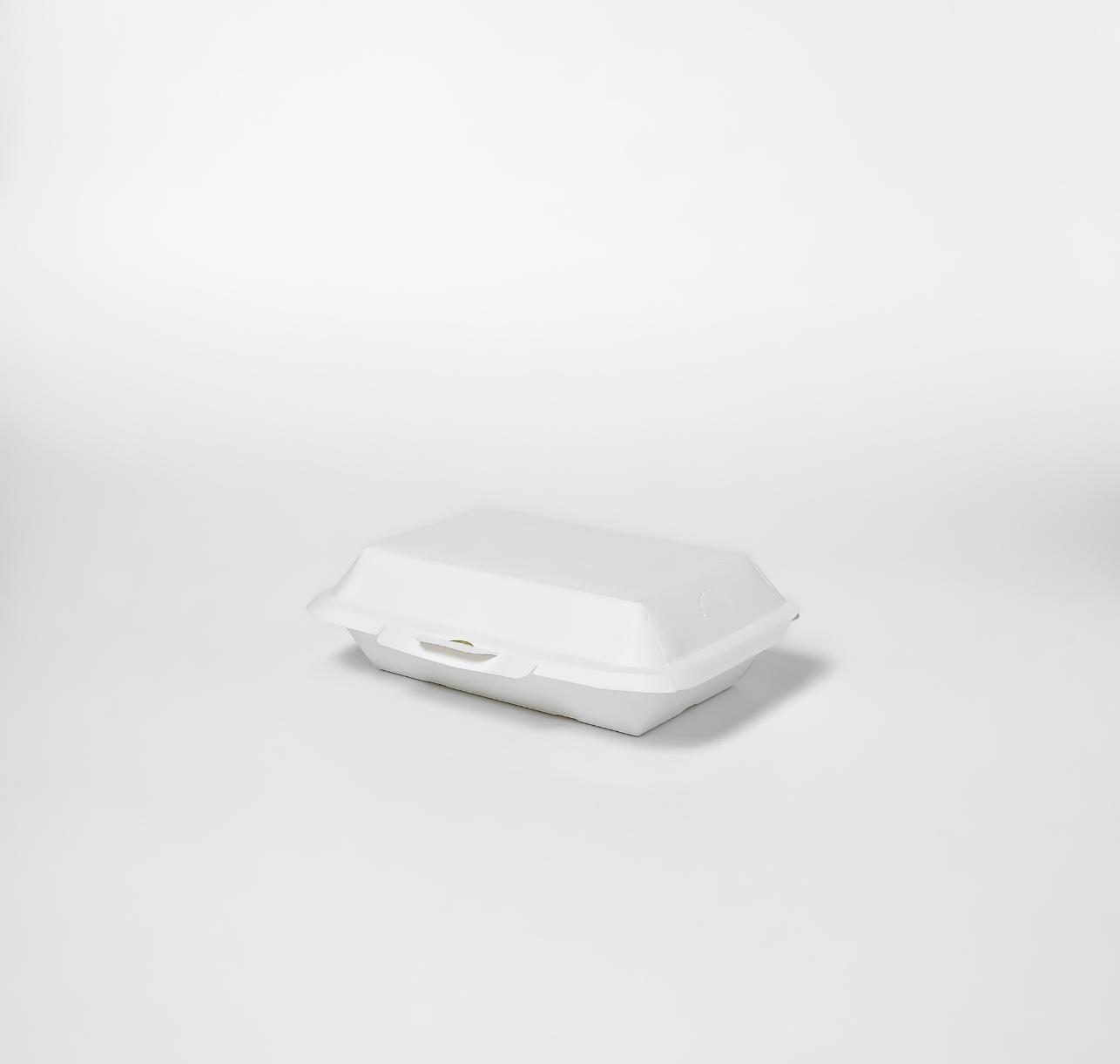 กล่องอาหารกระดาษ Eco 600ml