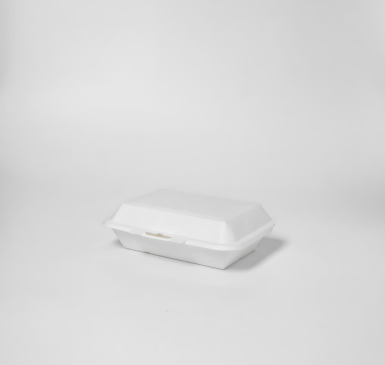 กล่องอาหารกระดาษ Eco 725ml