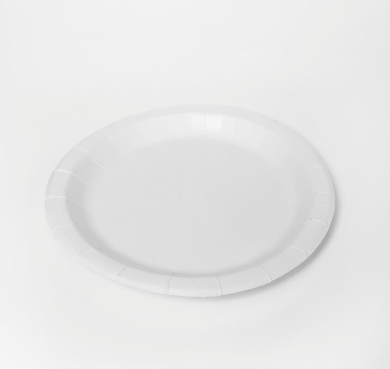 จานกระดาษ Eco 9 นิ้ว