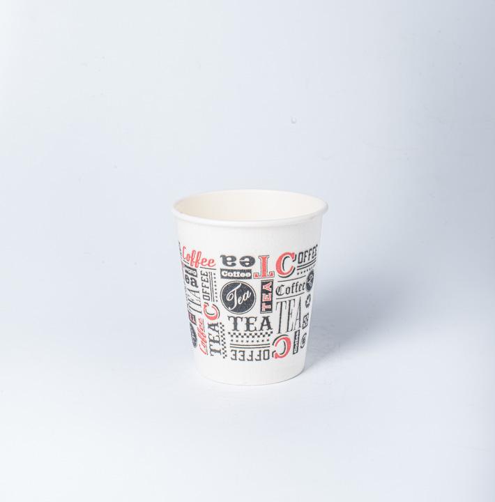 แก้วกันร้อน 8oz ลาย modern