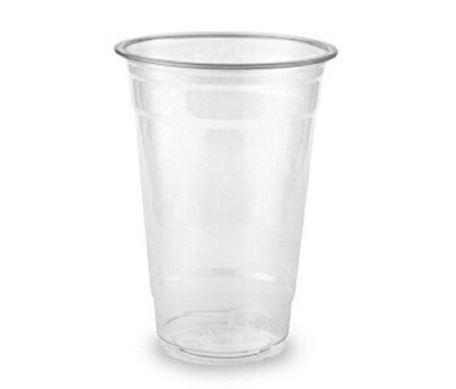 แก้ว PET 20oz ปาก 98mm (รุ่นเนื้อหนาพิเศษ)